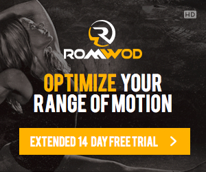 ROMWOD – Optimize Your Range of Motion
